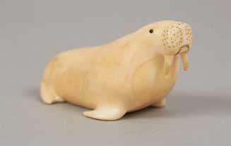 Miniature walrus
